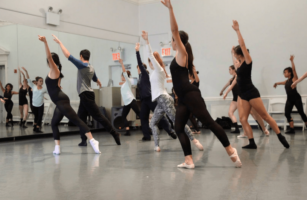 Dancewave brings nation-wide college dance programs to NY Youth: DTCB 2015 at 92 Y!