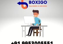 Boxigo Packers and Movers in Noida