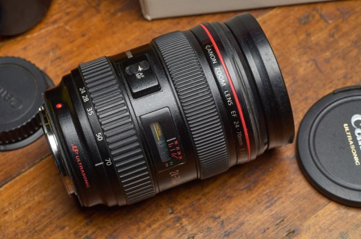 Canon 24-70mm f2.8 lens for sale, Excitations Mildura