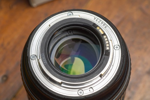 Rear mount Canon 24-70mm f2.8 lens for sale. Excitations Mildura photographers