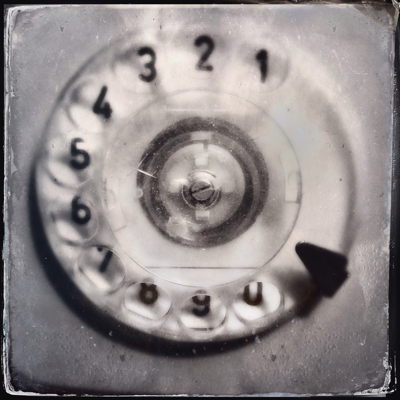 Old Phone Dial photo by Jackie Alpers