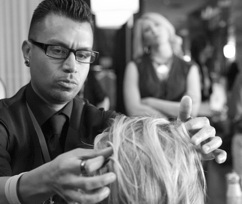 Behind the Scenes Photos from the Rock the Runway Fashion Show