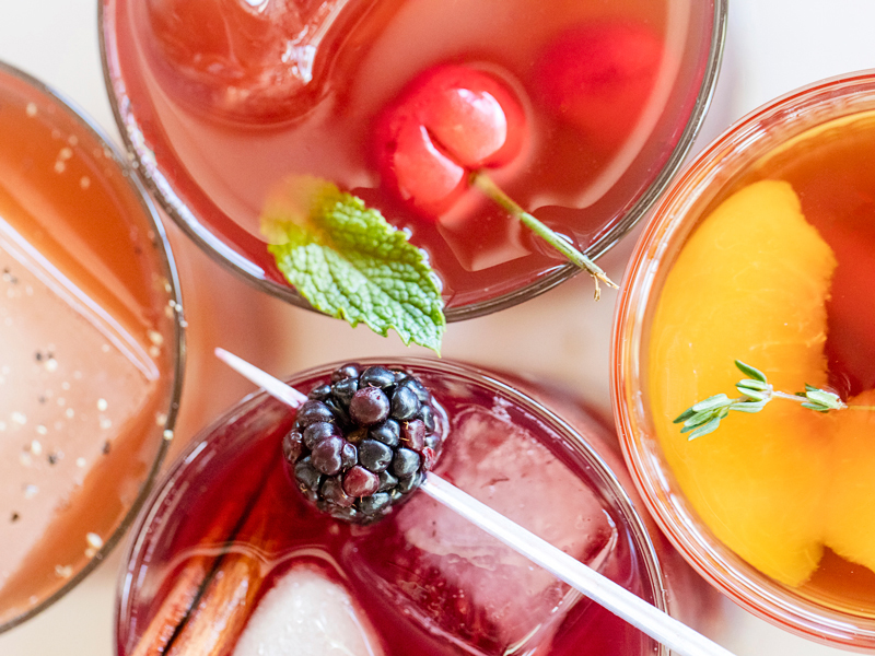 10 New Ways to Drink Iced Tea
