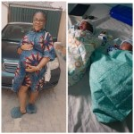 Nigerian woman gives birth to twins after 10 years of marriage