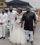 First photos and videos from singer, Harrysong's wedding (photos/videos)