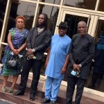 Burna Boy receives rousing welcome as he visits his homestate, Rivers state, after winning the Grammy award