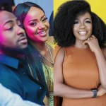 ''You are stupid and miserable''- Media personality, Shade Ladipo slams ladies mocking Chioma Rowland over pictures of Davido with another woman