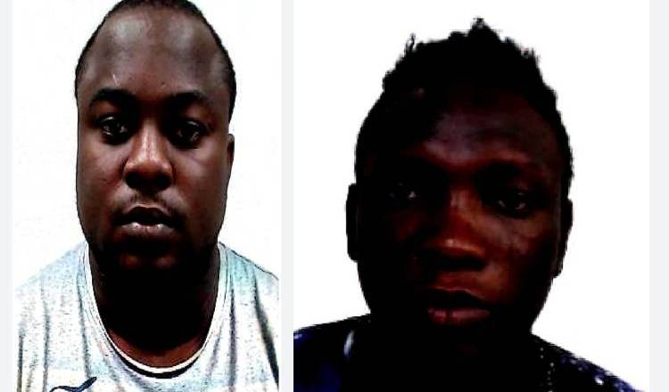 Two Fraudsters World Health Organization Duped 3 Foreign Airlines of $1m Bag Jail Terms