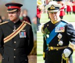 Queen Elizabeth bans military uniform for royals at Prince Philip's funeral following debate about whether Prince Harry and Prince Andrew can wear uniforms