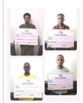 27 suspected internet fraudsters arrested in Lagos (photos)