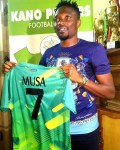 Super Eagles captain, Ahmed Musa turned down salary talks and will play for Kano Pillars for free
