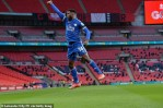 Kelechi Iheanacho declares Special love' for FA Cup after his goal helped his club side reach the final of the competition