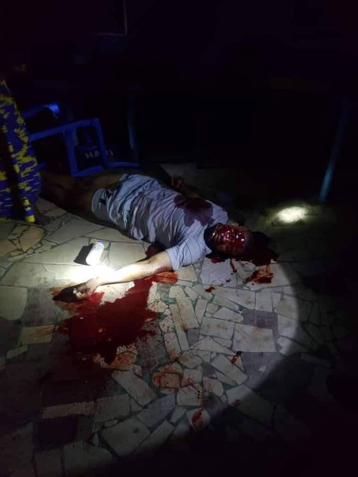 Two young men shot dead by suspected cultists in Anambra (graphic photos)