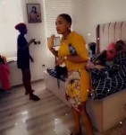 Actress, Iyabo Ojo tells her daughter she must be engaged at 23, married at 24 and have her first child when she's 25 (video)