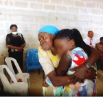 Human trafficking victim reunites with her mother in Akwa Ibom after 20 years (photos)