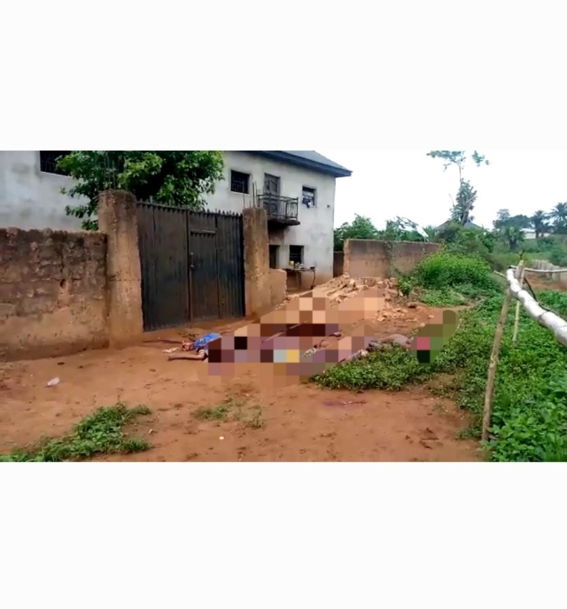 Residents and students flee Anambra community after unknown armed men attacked residents,?killing 9 and injuring others (videos)
