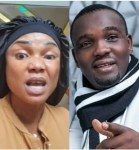 """""""You are mad""""- Actress, Iyabo Ojo drags colleague Yomi Fabiyi over his comments sympathising with alleged child molester, Baba Ijesha (video)"""