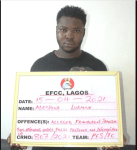 Young man arrested for alleged $10,000 fraud
