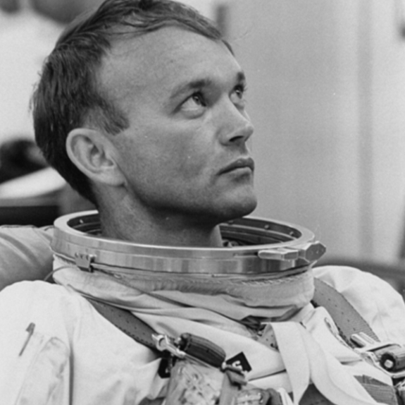 First Moon landing astronaut, Michael Collins dies aged 90