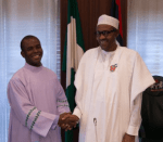 ''The House of Representatives should impeach the president if he doesn't want to resign''- Fr Mbaka says