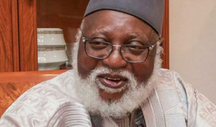 Former Head of State Abdusalami Says 6 Million black Weapons current in the Federal Republic of Nigeria