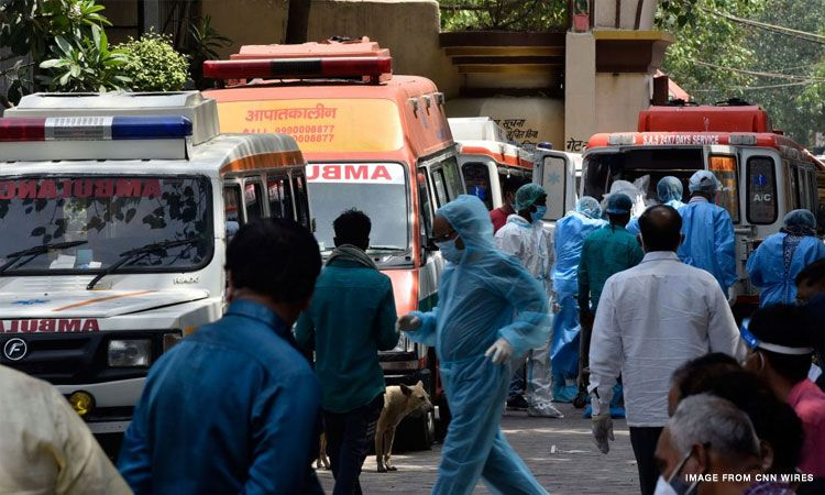 Delhi Seeks additional incineration area as Covid Deaths Rise