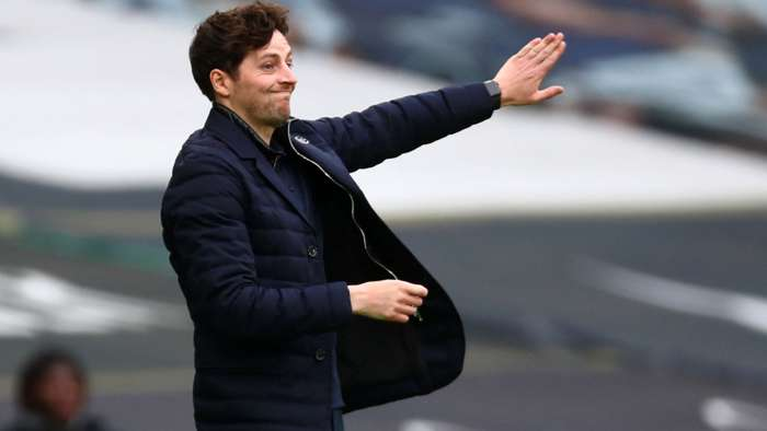 Ryan Mason: Youngest Manager in EPL, Won His First His Debut in Charge of Tottenham Hotspur.