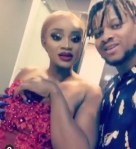 Uche Ogbodo and her man profess love for each other as the actress shares loved up video taken on the night their child was likely conceived