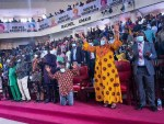 Over 2000 pastors storm Ebonyi state to pray for Gov Umahi over insecurity (photo)