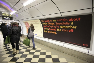 Sri Lanka Tourism Launches an Underground Advertising Campaign in UK