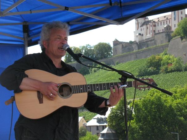 Bernard G. Muller - StraMu Würzburg 2011