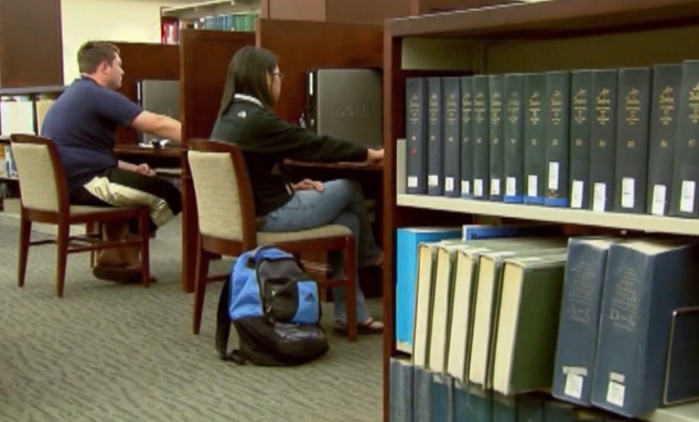 college school learning books library_380257