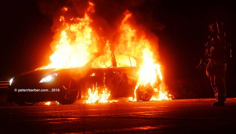 Car Fire Rotterdam_Peter Barber_421963