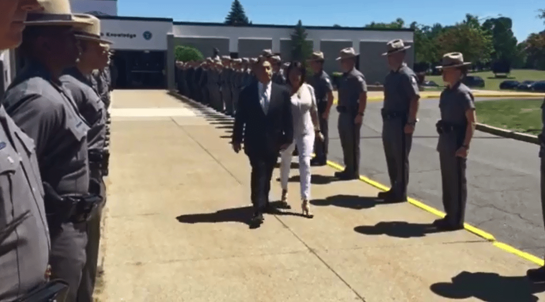 Superintendent Joseph D'Amico ends his career with State Police