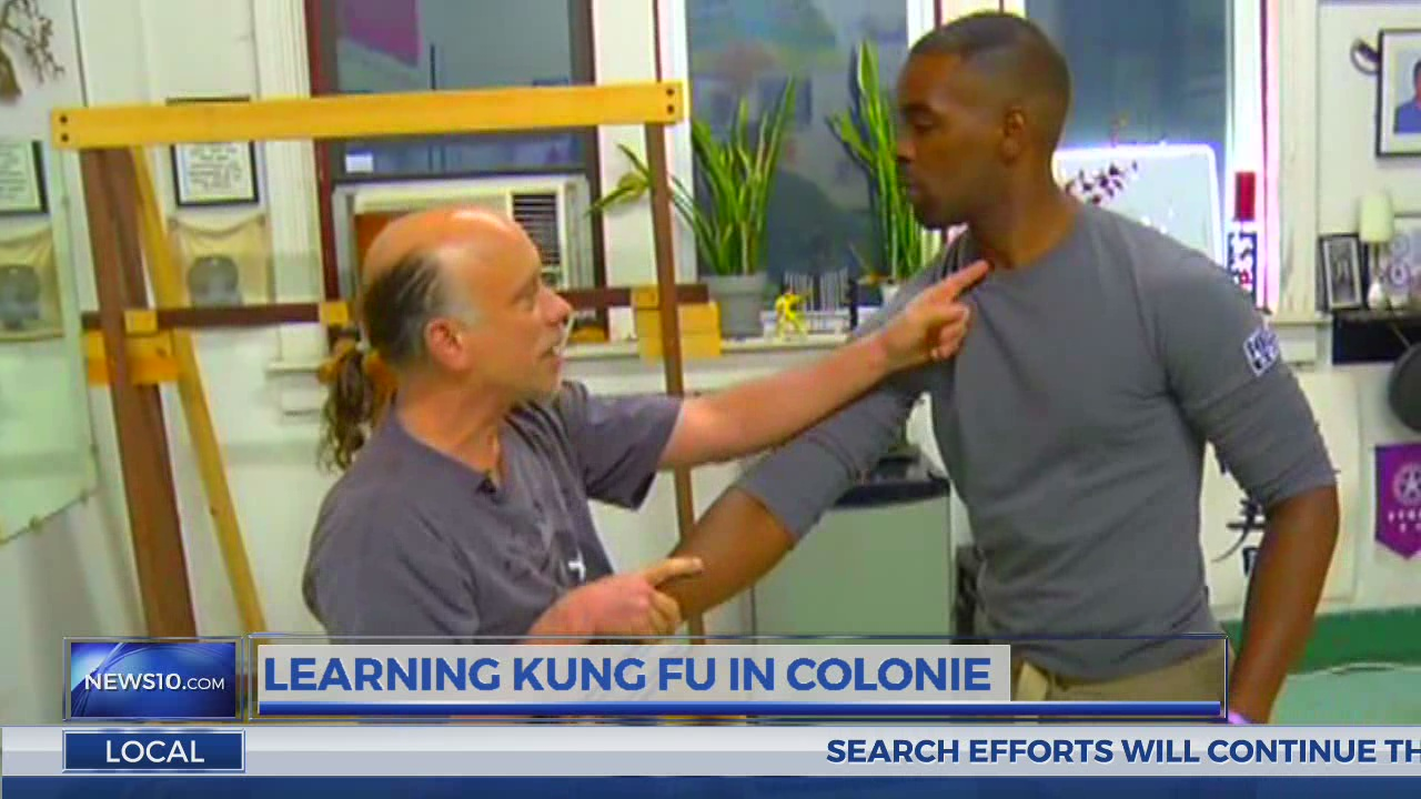 News10 Abc's Jimmy Marlow Learns The Ancient Martial Art Of
