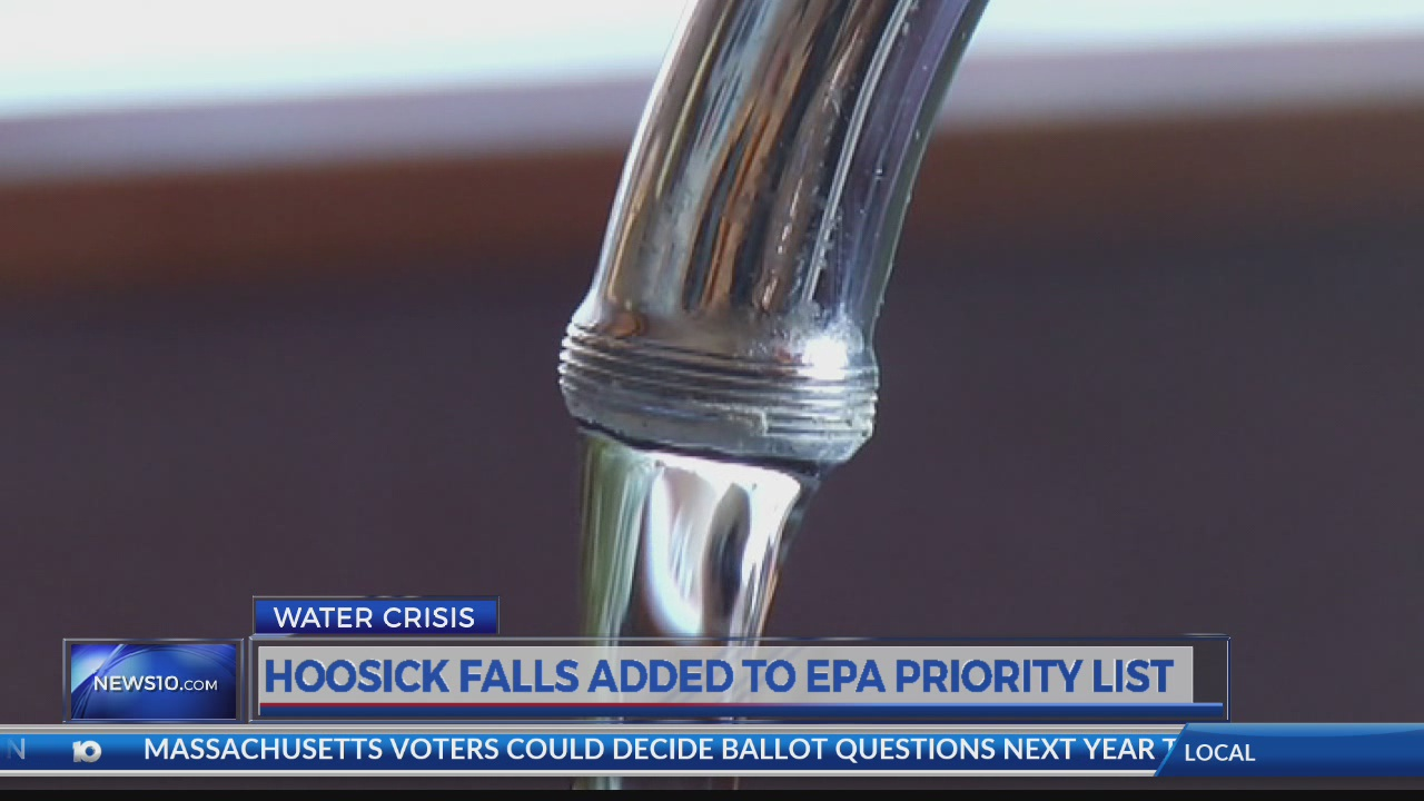 Hoosick Falls added to the EPA National Priorities List