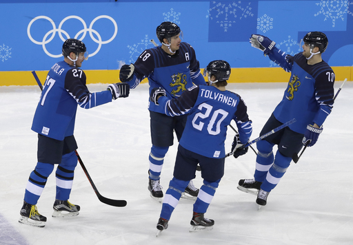 Pyeongchang Olympics Ice Hockey Men_699635