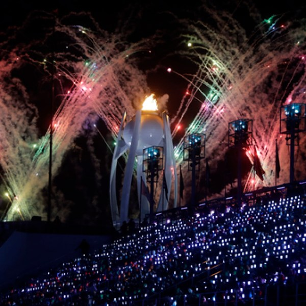 Pyeongchang Olympics Closing Ceremony_707664