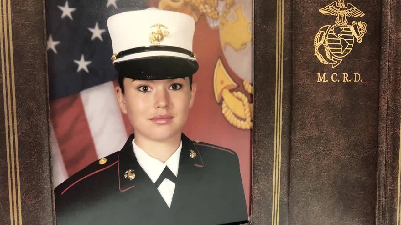 Local veteran breaks barriers