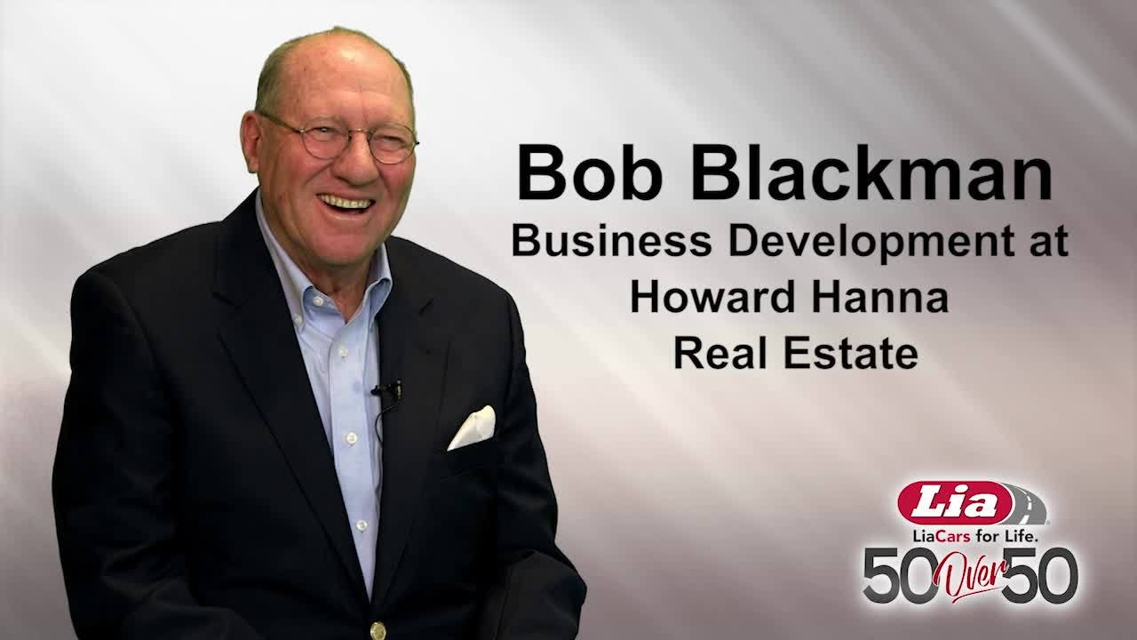 50 Over 50: Bob Blackman