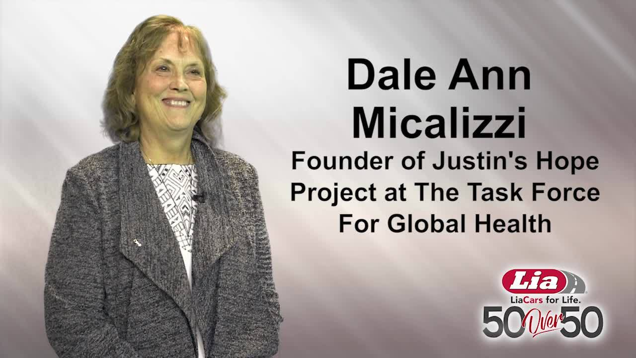 50 Over 50: Dale Ann Micalizzi