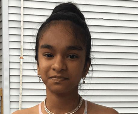 13-year-old Hema Shivcharan