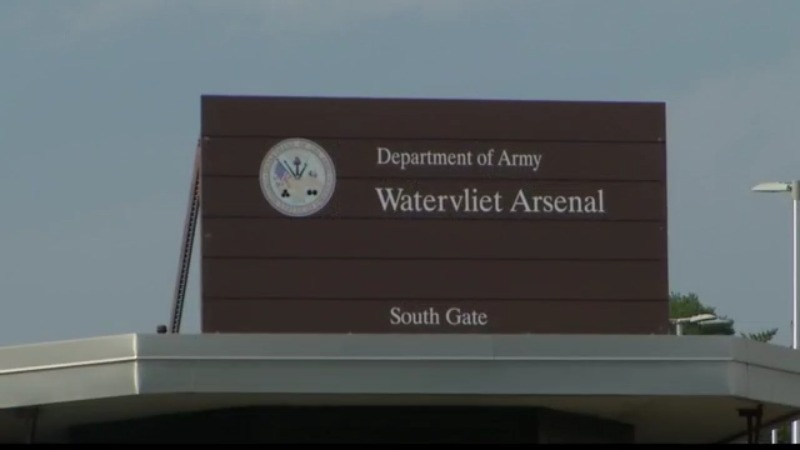 department of army watervliet arsenal
