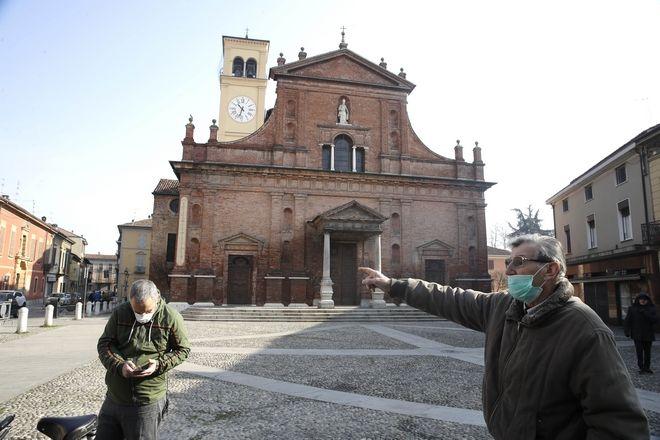 Προστασία από τον κοροναϊό στην Ιταλία