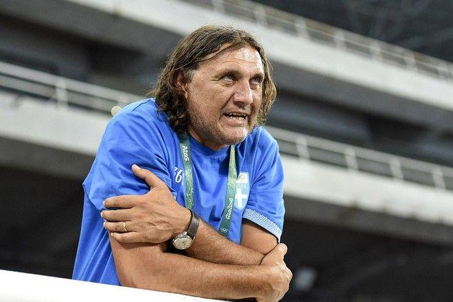 Ο κορυφαίος προπονητής στίβου Γιώργος Πομάσκι θα παραστεί στο φετινό Navarino Challenge (photo by Progame)