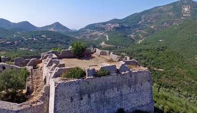 """Πάργα: Το ανορθόδοξο κάστρο του Αλή Πασά και το χρυσό """"Βατερλώ"""" του"""