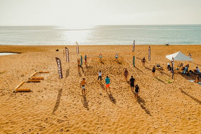 Navarino Challenge Beach Volley Tournament (photo by Mike Tsolis)