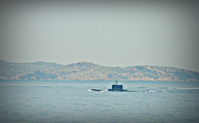 Καταιγίδα 2017: Η επέλαση του Πολεμικού Ναυτικού στο Αιγαίο