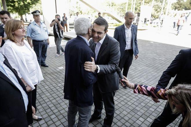 Ο πρωθυπουργός συναντά τον Δήμαρχο Θεσσαλονίκης Γιάννη Μπουτάρη