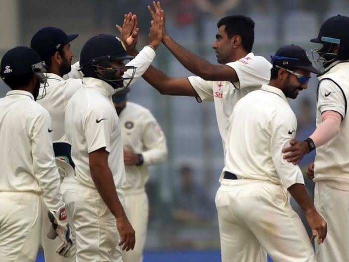 India Conquer South Africa at Kotla